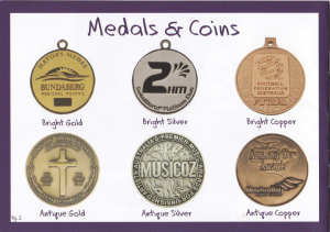 Custom Medals Pg 2